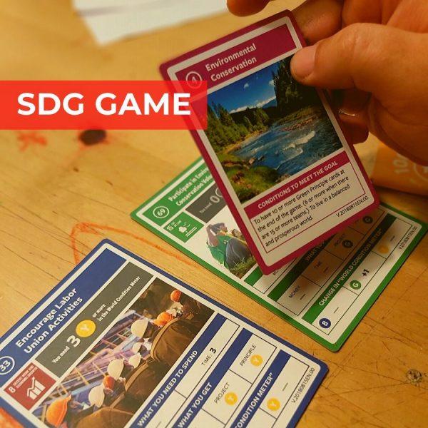 SDG Game